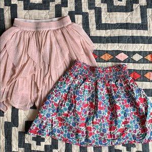 Bundle 4T Girls Skirts Peek Kids